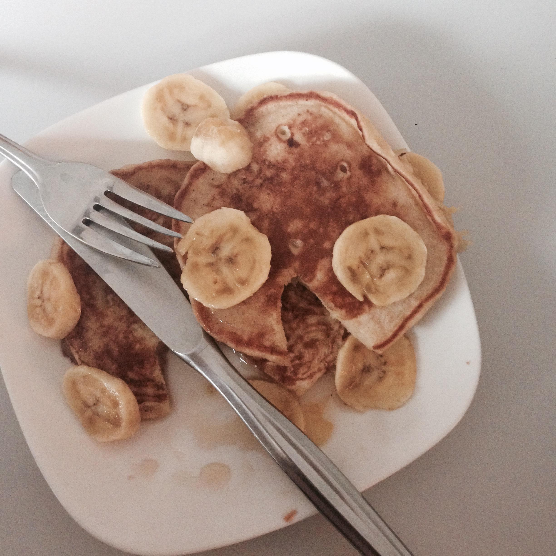 Banana Buttermilk Pancakes – trufflebeth